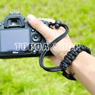 240KG pull pure hand-knitted SLR camera wrist strap key kettle camera bracelet