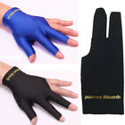 Snooker Pool Billiard Cue Shooter Glove Spandex Glove Left Right Handed New $8.33 AUD on eBay