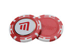 MASTERS POKER CHIP & MAGNETIC BALL MARKER