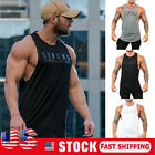 US Roots Mens Fitness Activewear Tops T-Shirt Gym Bodybuilding Muscle Tee Vests