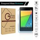 For Google Nexus 7/9/10/Pixel C Tablet - Tempered Glass Screen Protector Film