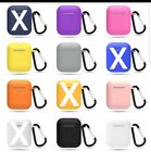 Silicone Case For Apple Airpods Shockproof Cover *Free Shipping*