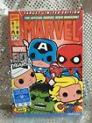 FUNKO POP - TARGET LIMITED EDITION MARVEL 80 YEARS T-SHIRT - AVAIL. SIZES M,L,XL image