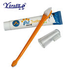 Pet Toothbrush and Toothpaste Teeth Cleaning Set 4PC Teeth Oral Care for Cat