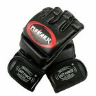 Boxing MMA Gloves Grappling Punching Bag Training Kickboxing Fight Sparring UFC