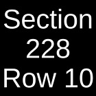 2 Tickets Ottawa Senators @ Detroit Red Wings 1/10/20 Detroit, MI $123.26 USD on eBay