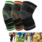 Knee Sleeve Compression Brace Patella Support Stabilizer Sports Gym Joint Pain E $6.48 USD on eBay