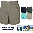 Hook & Tackle Men's Beer Can Island Performance Fishing Short | 4-Way Stretch