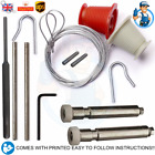GARAGE DOOR SPARES, HENDERSON MERLIN, CABLES, CONES,ROLLER SPINDLES REPAIR TOOLS