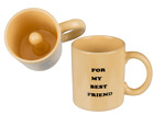 Adult Ceramic Willy / Boobs Mugs with Handle - Penis Funny Gift Secret Santa