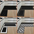 Kyпить 2 Pcs/Set Bedroom Kitchen Floor Mat Non Slip Runner Anti Fatigue Rug Doormat US на еВаy.соm