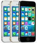 Apple iPhone 5S 16GB / 32GB / 64GB Factory Unlocked - AT&T - T-Mobile - Sprint