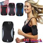 Sports Running Jogging Gym Arm band Arm Band Bag Pouch Case Cell Phone Holder US image