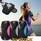 Sports Running Jogging Gym Arm Band Bag Pouch Case Holder For Cell Phone Bags US image