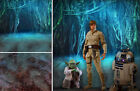 POSTER BACKDROP SHIPS ROLLED~STAR WARS~DAGOBAH FOR 1/6 HOT TOYS YODADX07 MMS369 $39.99 USD on eBay