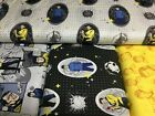 Star Trek Galaxy Pop Spock and Kirk Cotton Fabric Multiple Size Bundles on eBay
