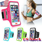 Sports Gym Running Jogging Armband Arm Band Bag Holder Case Cover Cell Phone Bag image