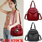Fashion Women Girl Small Backpack Travel Casual Leather Handbag Shoulder Bag NEW