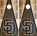 San Diego Padres Cornhole Skin Wrap MLB Wood Decal Vinyl Board Logo Art DR597 on Ebay