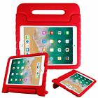 "For iPad 7th Gen 10.2"" 2019 Kids Friendly Shockproof Case Cover Handle Stand"