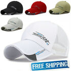 Quick Dry Waterproof Sport Duck Tongue Sun Hat Outdoor Space Sports Baseball Cap