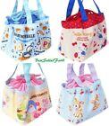 Sanrio Drawstring Tote Bag Lunch Box Food Container Case Purse Multi-purpose image