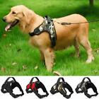 Heavy Duty Dog Harness of All Sizes canine puppy colors camo black red leopard