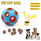 HOT!!Pet Cat Dog Vocal Toy Bell Leakage Food Ball Dog Molar Funny Toy Supplies~~