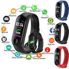 M3 Watch Smart Band Bracelet Blood Pressure Heart Rate Fitness Tracker Wristband