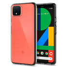 Google Pixel 4, Pixel 4 XL Case Spigen®[Ultra Hybrid] Clear Slim Cover