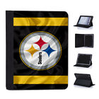 Pittsburgh Steelers Flag Case For iPad 2 3 4 Air 1 Pro 9.7 10.5 12.9 2017 2018 $21.99 USD on eBay