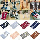 Toddler Baby Girls Boys Knee High Long Socks Winter Warm Cotton Casual Stockings