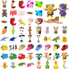Cute Small Animal Soft Pet Toy Corn Plush Sound Squeaky Cat Dog Puppy Chew Toy
