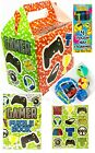 Childrens Pre Filled Party Bags / Gamers Unisex Ready Filled Party Box Gift