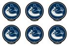 POWERDECAL PWR8801 Decal NHL (R) Series Vancouver Canucks Logo 6 PACK $109.17 USD on eBay