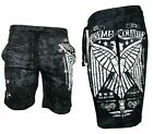 XTREME COUTURE AFFLICTION Men Shorts CONNECT Athletic Fighter MMA Gym S-5XL $54