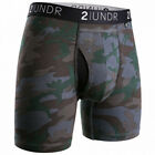 2UNDR Men's Swing Shift Boxer Brief - Various Sizes and Colors