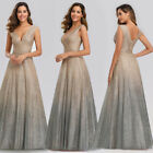 Ever-Pretty US Elegant A-Line Long Evening Party Dress Formal Cocktail Prom Gown