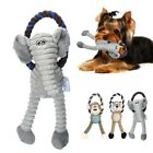 Pet Dogs Sounding Teeth Cleaning Protection /Monkey/Elephant Chewing Toy