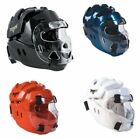 ProForce Thunder Martial Arts karate Sparring Full Headguard w/ Shield