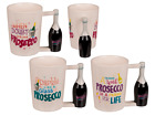 Prosecco Mug - Gift Friends Party Coffee Tea 3D Mother's Day Present Xmas