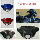 ABS Front Outer Batwing Fairing For Harley Davidson Street Electra Glide 1996-13 $164.25 USD on eBay