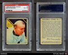 1935 National Chicle #9 Knute Rockne PSA 4 - VG/EXFootball Cards - 215