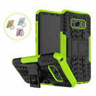 Shockproof Rubber Armor Case Cover For Samsung Galaxy J5/J7 Prime Note 9 8 S8 S9