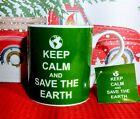 "NEW! Kent Pottery offers ""Keep Calm and..."" Mugs"