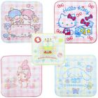 2pc Sanrio Mini Towel Gauze Terry Cotton on Both Side Face Hand Washcloths Baby