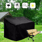 Waterproof 2/3-seater Bench Cover Outdoor Garden Furniture Dust Protection Cover