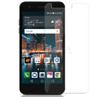 Tempered Glass Screen Protector + Case for Straight Talk/Tracfone LG Rebel 4 LTE