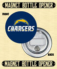 Los Angeles Chargers - Magnet Bottle Opener - Choose From 12 Designs $3.49 USD on eBay