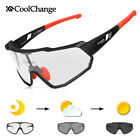 Outdoor Photochromatic Cycling Sports Glasses Sunglasses Eyewear Goggles UV400